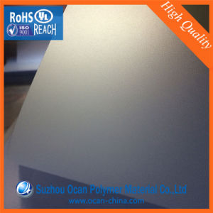 Thin Hard Matt Clear Plastic PVC Sheet for Screen Printing pictures & photos