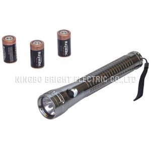Super LED Alum. Flashlight (ZF35433)