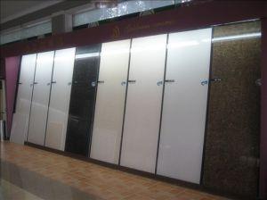 Polished Porcelain Floor Tile Glossy Nano Porcelain Tile pictures & photos