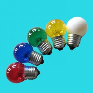 Global Bulb G40 Colour 5-25W E27 220V