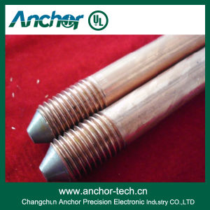 UL Listed Copper Bonded Earth Rod pictures & photos