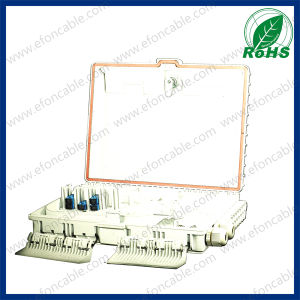 Splittter Type 16 Core Fiber Optic Termination Box pictures & photos