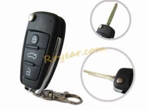 Keyless Entry Remote (RKE), 3 Button, A6l Style Ug008