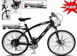 Light Mountain Bikes (WDL-MEB09)