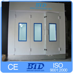 Btd Paint Booth with CE for Sale pictures & photos