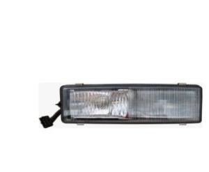 Foglamp for Daf Xf (ORT-DF01-007)