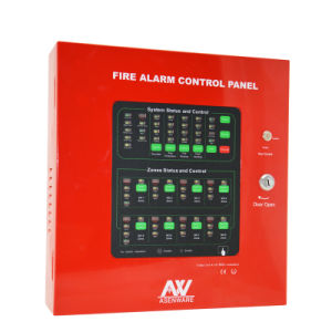 Residential Building Fire Alarm FM200 Linkage 1-32 Zone Conventional Fire Alarm Fire Door Control Panel System pictures & photos