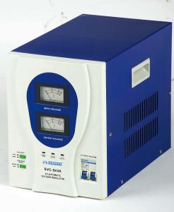 SVC-O AC Voltage Stabilizer (AVR) 5kVA pictures & photos