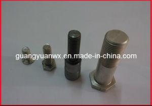 Zinc Plated Carbon Steel Stud Bolts & Nuts pictures & photos