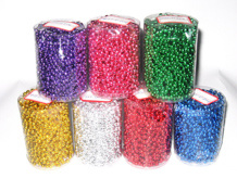 Plastic Beads in Chain (AS-10005-10-1)