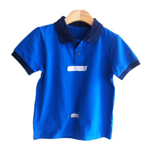 Boy′s Polo Shirt for Children Wear