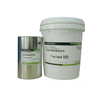Two Component PU Adhesive for Honeycomb and Sandwich Panel (Flexibond 8205) pictures & photos