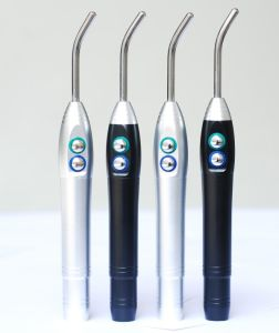 Colorful Dental Bend Three Way Syringe pictures & photos