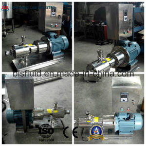 Stainless Steel Inlined Homogeneous Emulsion Pump pictures & photos