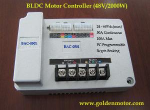 48V 2000W BLDC Motor Controller