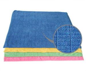 Microfiber Cleaning Wipe Floor Towel Dust Cloth