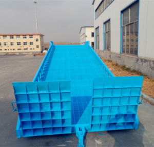 Dock Container Loading Ramp pictures & photos