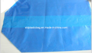 Blue Color LDPE Square Bottom Bag pictures & photos