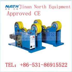 Nhtr- 3000 Pipe Welding Rotator /Welding Turning Rollers (CE certification) pictures & photos