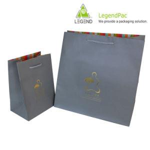 Hot Stamping Paper Bag (LPPB-031)