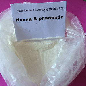 Hannapharmade Testosterone Enanthate Hormone Powder Tne Steroid Dianabol Powder Safe Delivery pictures & photos