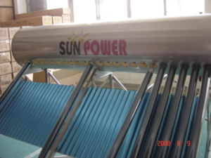 Solar Water Heater Calentadoresr SRCC Hot (SPP) pictures & photos