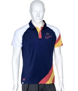Men′s Constrast Colour Polo T Shirt pictures & photos