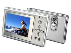 2.5 Inch TFT Screen MP4 Player with Camera Function and Memory Card Slot (KF-4-026)