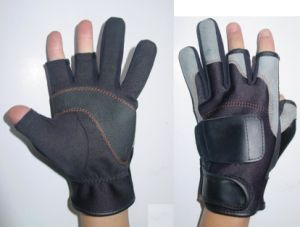 Neoprene Fishing Gloves (YCG01)
