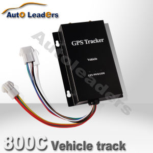 GPS/GPRS/GSM Cartracker 800C With Online Tracking Software (AL800C)