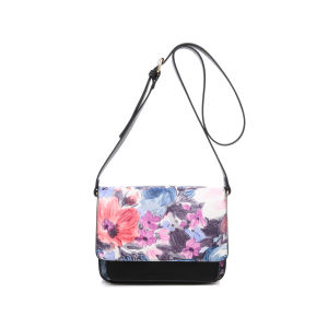 Spring Style Floral Print Messenger Bag for Ladies (MBNO043005) pictures & photos