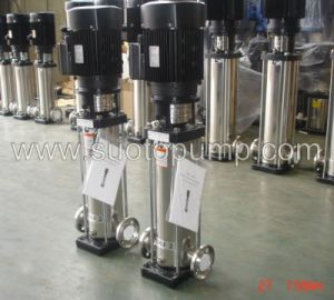Stainless Steel Vertical Multistage Pump (CDLF) pictures & photos