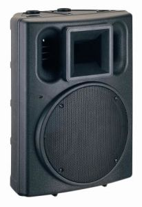 15′′ 2way Plastic DJ Speaker Box with USB SD FM Blue Tooth (PS-0415BT) pictures & photos
