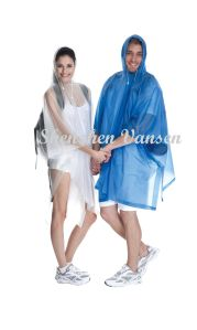 PVC Raincoat with Simple Color pictures & photos