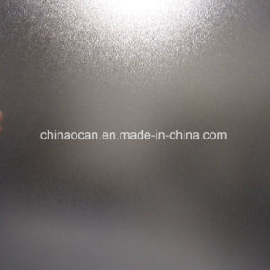 0.3mm Clear Glossy/Coarse Sand Rigid PVC Sheet for Offset Printing pictures & photos