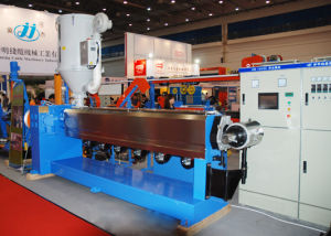 Complete Extrusion Line Cable Machine (SJ90)
