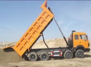 North Benz & Beiben Dump Truck