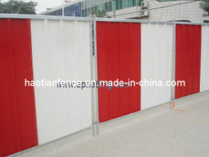 Steel Hoarding Panel pictures & photos