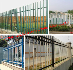 3m High Garden Security Fence/358 Prefabricated Steel Security Fence (XM-11G) pictures & photos