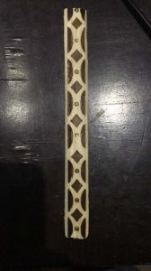 Recon Teak Wood Moulding /Printed White Wood Beeding/Plain/Margin/Half Round/Rope Beeding pictures & photos