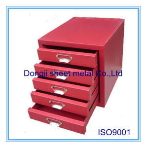 Hige Quality Metal Cabinet with Drawers pictures & photos