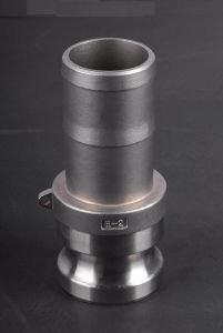 Stainless Steel Camlock Coupling E