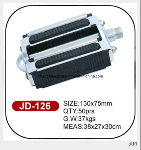 New Design Heavy Foot Pedal Jd-126 pictures & photos
