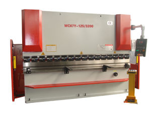 Hydraulic Press Brake (WC67Y Series) pictures & photos