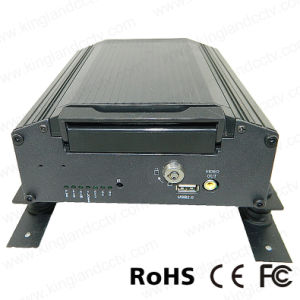 1080P High Definition 4CH Ahd Mobile DVR pictures & photos