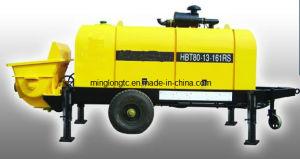 HBT Series Construction Concrete Pumps pictures & photos