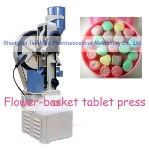 Flower-Basket Tablet Press (THP, THP-I, THP-II) pictures & photos