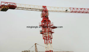 Flattop Tower Crane PT7040-16t pictures & photos