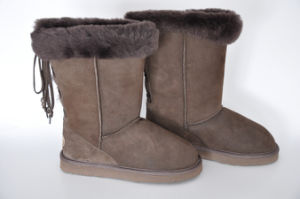 Alice Sheepskin Fashion Winer Boot