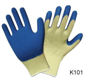 10g Rubber Work Gloves/Safety Glove/Working Gloves pictures & photos